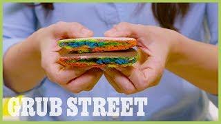 Teen vs. Food Critic: Taste-Testing a Rainbow Black-and-White Cookie
