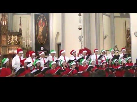 The First Noel - Konser Natal 2015 Saint Peter Choir Katedral Jakarta