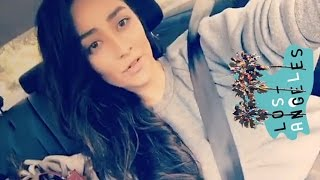 Shay Mitchell | Snapchat Videos | December 16th 2016
