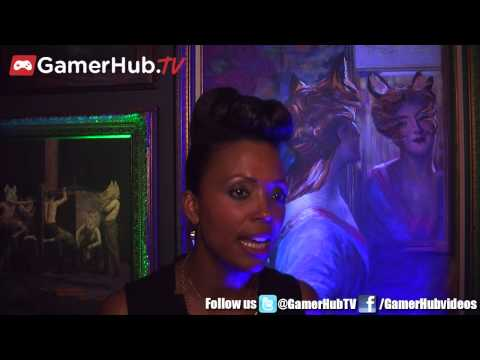 Aisha Tyler Gets Her Game On With Ubisoft - Gamerhub.tv Interview
