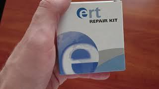 Ремкомплект направляющих тормозного суппорта ERT 410095