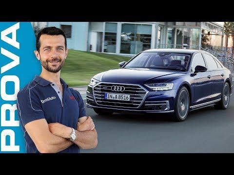 Nuova Audi A8 | il lusso bello da guidare