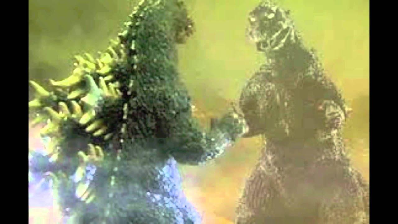 Godzilla Vs Ghost Godzilla Youtube