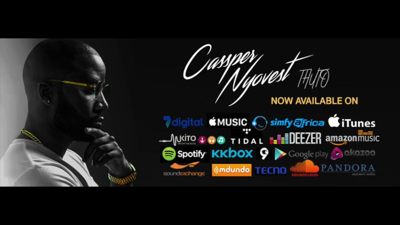 Download Cassper Nyovest - Confused [Feat.  Goapele] (Official Audio)