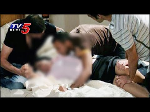 Degree Student Gang-Raped By Classmates | 3 Students Arrested | khammam | TV5 News
