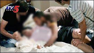 Degree Student Gang-Raped By Classmates | 3 Students Arrested | khammam | TV5 News