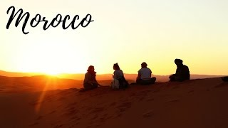 Backpacking Morocco in 2 Minutes - Dreaming of Morocco.