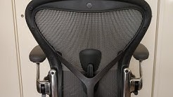 Herman Miller Aeron Remastered Chair Review