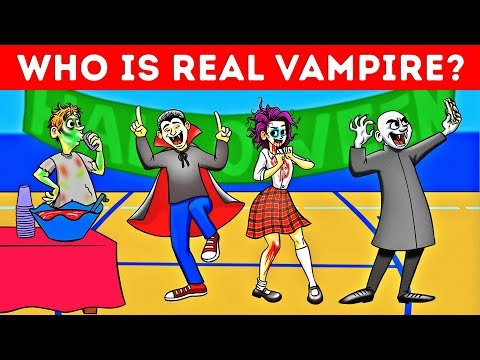15 Mysterious Riddles 👻 Your Halloween Brain Buster 🎃