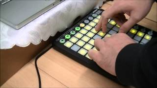 Novation Launchpad - Hands On - Overview HD German (deutsch)