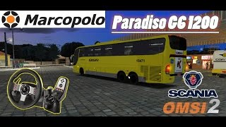 OMSI 2, Marcopolo Paradiso G6 1200 / Scania K380 Download