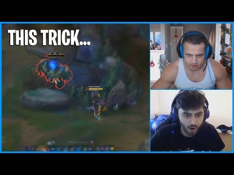 When Pro Player Shows This Trick but...Yassuo vs Imaqtpie   LoL Daily Moments Ep 750