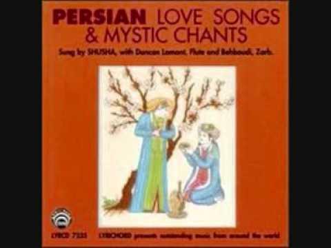 Shusha (Irán, 1971)  - Persian Love Songs and Mystic Chants
