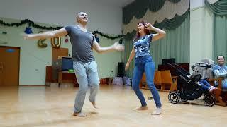 Фанты 2. Лучшие выступления (танец из фильма Криминальное чтиво)