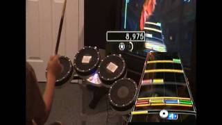 Celebrity Skin - Rock Band 2 Expert Drums - 100%, FC & 5G* - Rawk SD custom song (from RB1) [HD]