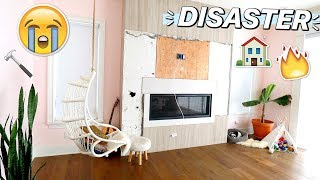 House Remodeling Disaster!!