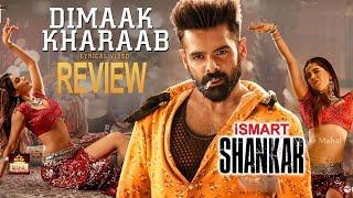 Dimaak Kharaab Lyrical Review  Ismart Shankar   Ram Pothineni, Nidhhi Agerwal & Nabha Natesh