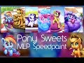 Pony Sweets (My Little Pony Art Speed Paint)