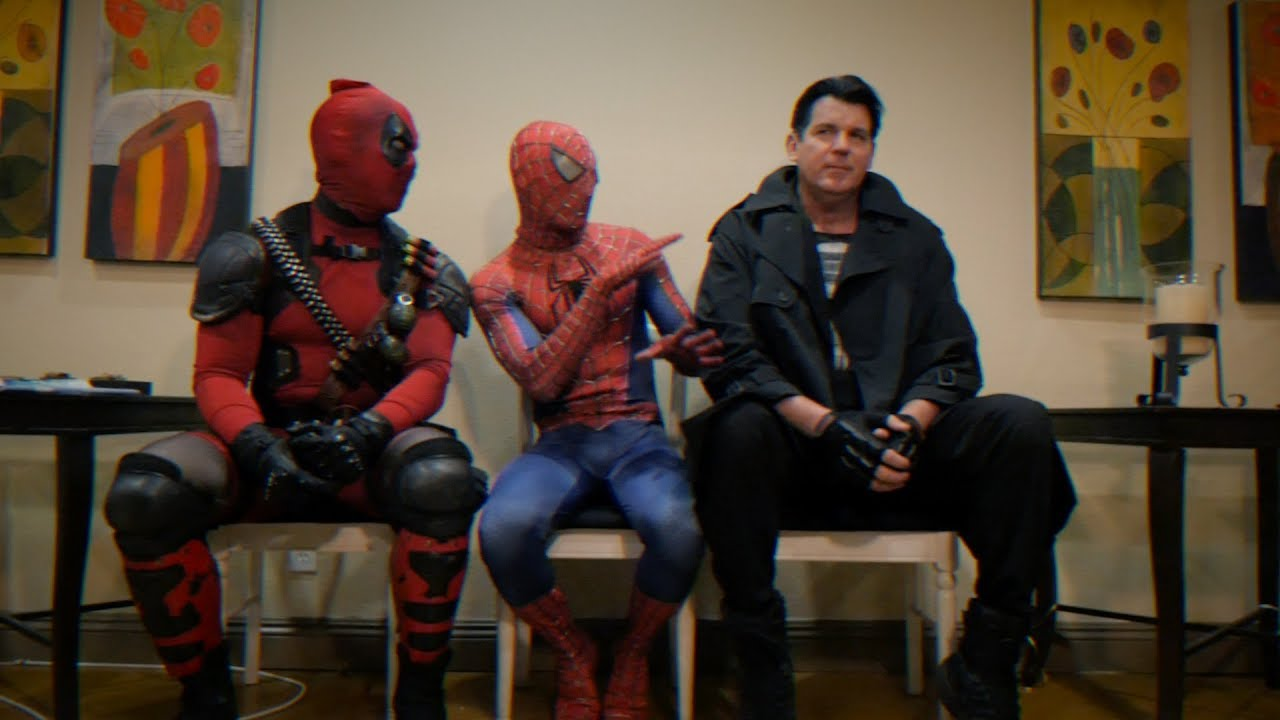 Download THE WAITING ROOM - EPISODE 14 - 90's Edition - Spider-man Deadpool Punisher