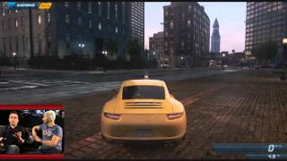 Need For Speed - Encore mieux avec Kinect