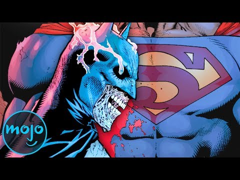 Top 10 Heartbreaking Deaths in DC Comics