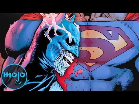 Top 10 Heartbreaking Deaths in DC Comics