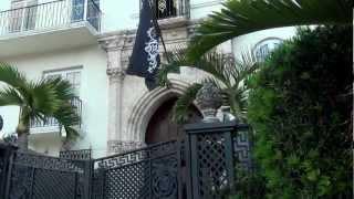 № 2471 США Майами ВИЛЛА Версаче South Beach Miami Florida