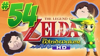 Repeat youtube video Wind Waker HD: Leaf It to Me - PART 54 - Game Grumps