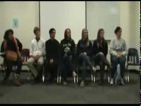 Student Panel EIU Foundations Section 12