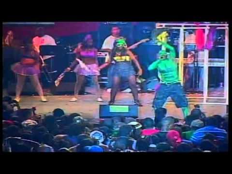 Danski   Addicted, Live! Antigua Carnival 2010
