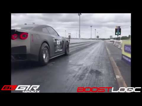 Command Performance Record Pass With Boost Logic 1200X Turbo Kit