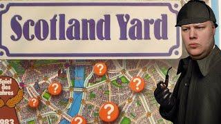 Sherlock Br4mm3n WIEDER auf der Flucht - Scotland Yard
