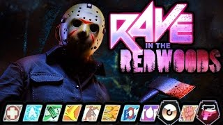 """RAVE IN THE REDWOODS"" LEAKED PERKS? + BOSS GAMEPLAY BREAKDOWN! (COD Infinite Warfare Zombies DLC 1)"