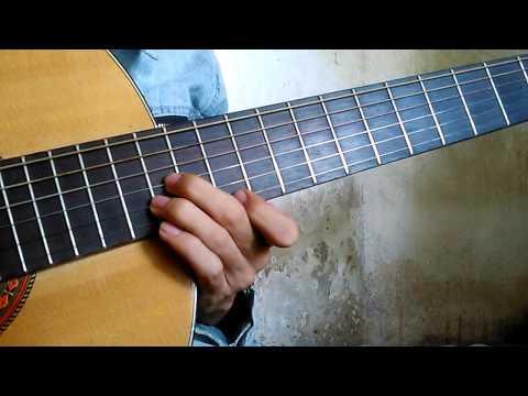 Intro Shes Gone - Gitar + Tutorial