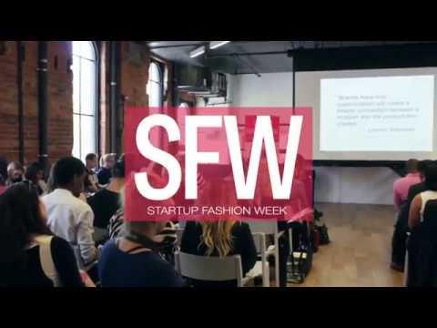 Nuscreen at Startup Fashion Week in Toronto