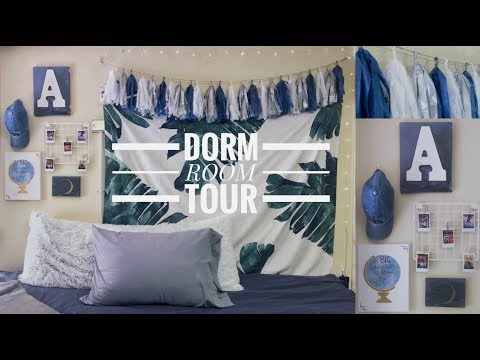 COLLEGE DORM TOUR | freshman year at OU