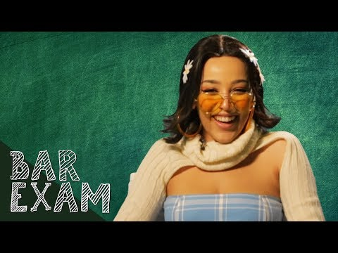 Doja Cat Takes The 'Bar Exam'