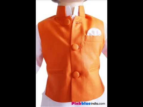 Indian Ethnic Wear For Baby Boy Kids Traditional Dress