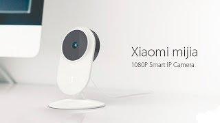 Xiaomi MiJia 1080P огляд та налаштування камери відеоспостереження