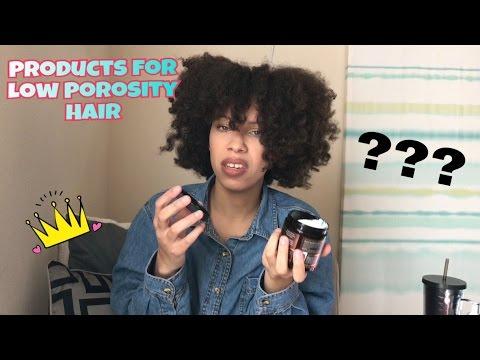 porosity hair low kinky curly
