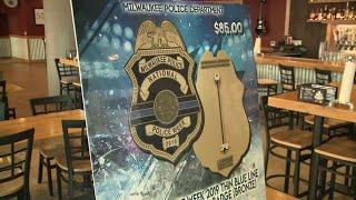 Milwaukee Restaurant to Host Fundraiser for Fallen Officers