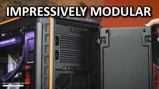 The Most Modular Case Yet! - DARK BASE 900 Pro