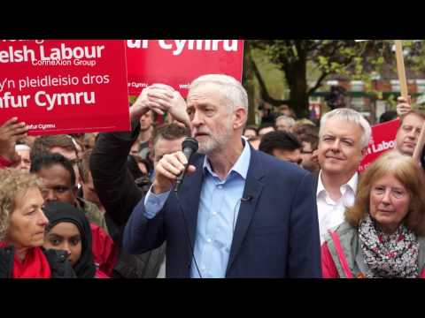 Jeremy Corbyn Full Speech at Cardiff 2017