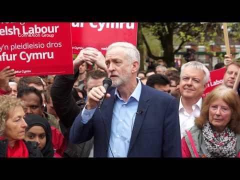 Jeremy Corbyn Full Speech at Cardiff 2017