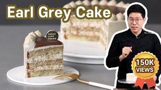 Mouthwatering Earl Grey shortcake with Earl grey ganache | Super detailed tutorial screenshot 4