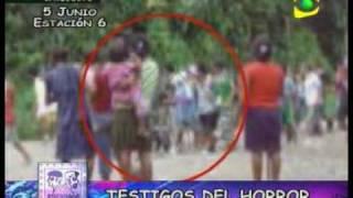 Masacre de Bagua: Ultimas imágenes de policías asesinados (Parte 2) thumbnail