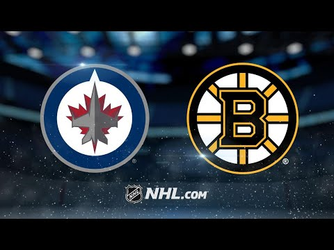 Rask, defensemen power Bruins past Jets in a shootout