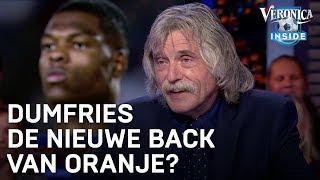 Dumfries de nieuwe back van Oranje?   VERONICA INSIDE