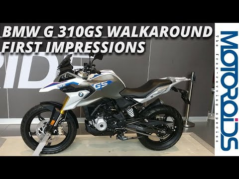 Bmw G 310 Gs Walkaround Price Features Specs And All You Need To