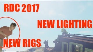 NEW LIGHTING RELEASED AND CHARACTER SNEAK PEAK (ROBLOX) (RDC 2017) (The future is bright)